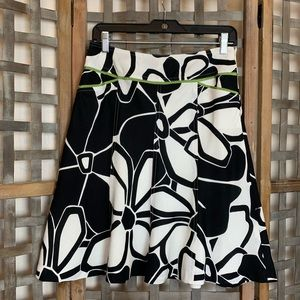 Ann Taylor Cotton Skirt - 2